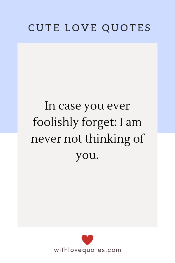 50 In love Quotes for Him