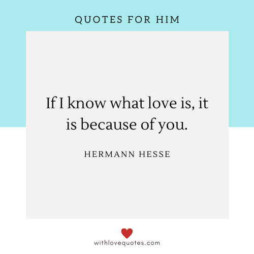 Love quotes for husband that he will love to hear.