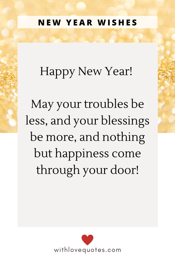 15 happy new year message
