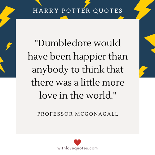 love quotes from harry potter